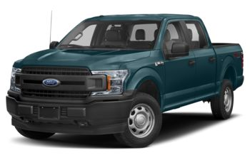 2020 Ford F-150 - Green