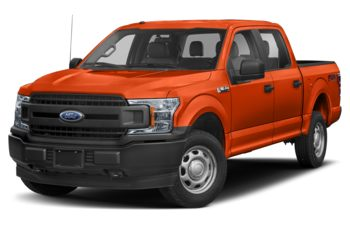 2019 Ford F-150 - Orange