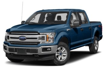 2018 Ford F-150 - Lightning Blue