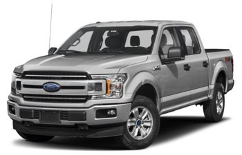 2018 Ford F-150 - White Platinum Metallic Tri-Coat