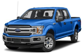 2020 Ford F-150 - Velocity Blue