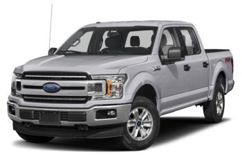 2020 Ford F-150 - Iconic Silver