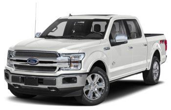 2020 Ford F-150 - Oxford White