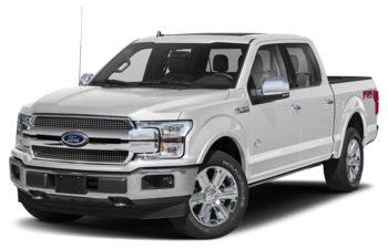 2020 Ford F-150 - Star White Tri-Coat