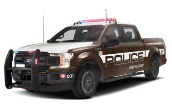 2019 Ford F-150 Police Responder - Stone Grey Metallic