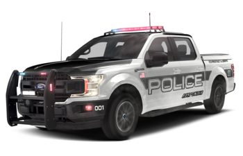 2019 Ford F-150 Police Responder - Oxford White