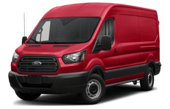 2019 Ford Transit-150 - Race Red