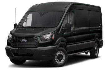 2018 Ford Transit-150 - Green Gem Metallic