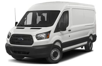 2019 Ford Transit-250 - Oxford White