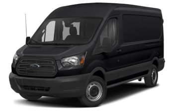 2019 Ford Transit-250 - Shadow Black