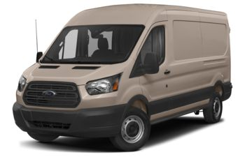 2019 Ford Transit-250 - White Gold Metallic