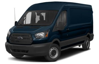 2019 Ford Transit-250 - Blue Jeans Metallic