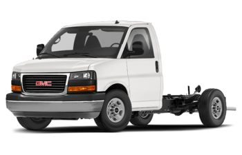 2021 GMC Savana Cutaway 4500 - Summit White