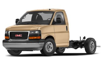 2020 GMC Savana Cutaway 4500 - Doeskin Tan