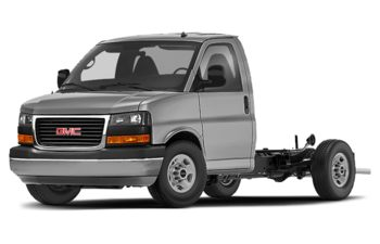 2021 GMC Savana Cutaway 4500 - Quicksilver Metallic