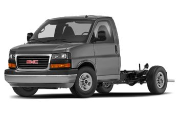 2018 GMC Savana Cutaway - Satin Steel Metallic