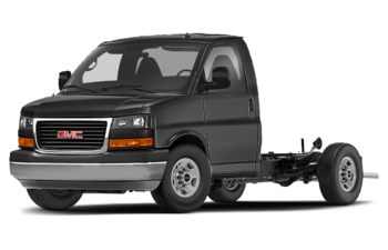 2019 GMC Savana Cutaway - Dark Shadow Metallic