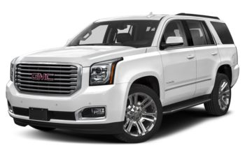 2019 GMC Yukon - Summit White