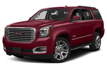 2019 GMC Yukon - Crimson Red Tintcoat