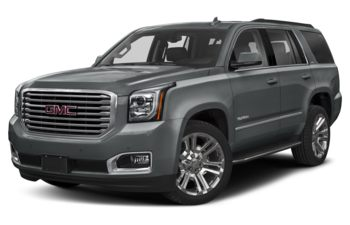 2018 GMC Yukon - Satin Steel Metallic