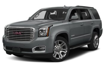 2019 GMC Yukon - Satin Steel Metallic