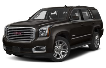 2018 GMC Yukon - Iridium Metallic