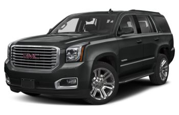 2019 GMC Yukon - Smokey Quartz Metallic