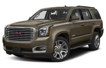 2019 GMC Yukon - Dark Sky Metallic
