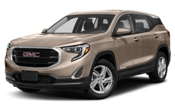 2019 GMC Terrain - Blue Steel Metallic