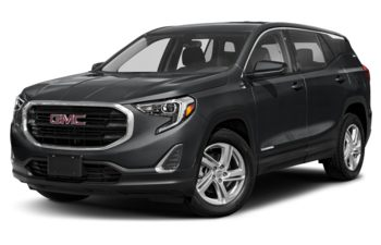 2019 GMC Terrain - Satin Steel Metallic