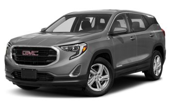 2020 GMC Terrain - Satin Steel Metallic