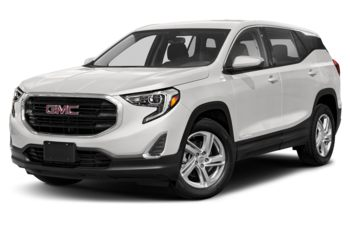 2019 GMC Terrain - Summit White