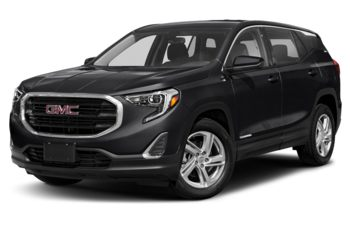 2021 GMC Terrain - Ebony Twilight Metallic