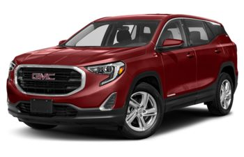 2018 GMC Terrain - Red Quartz Tintcoat