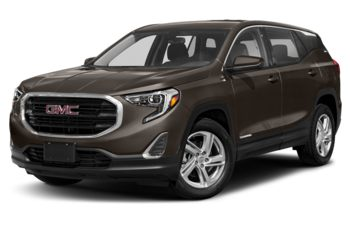 2019 GMC Terrain - Smokey Quartz Metallic