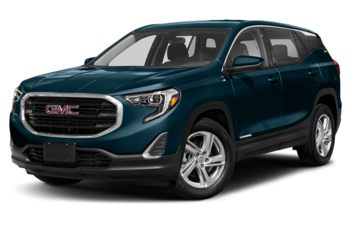 2019 GMC Terrain - Blue Emerald Metallic