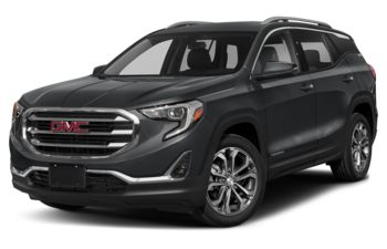 2020 GMC Terrain - Graphite Grey Metallic