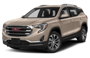 2018 GMC Terrain - Coppertino Metallic