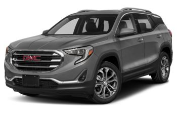 2018 GMC Terrain - Satin Steel Metallic