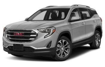 2018 GMC Terrain - Quicksilver Metallic