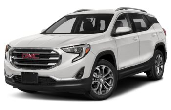 2020 GMC Terrain - Summit White
