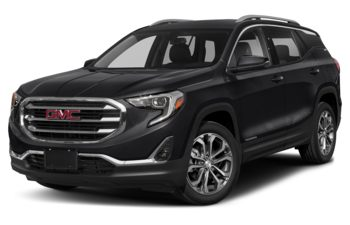 2020 GMC Terrain - Ebony Twilight Metallic