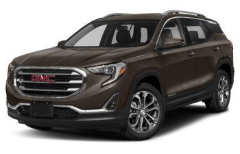 2020 GMC Terrain - Smokey Quartz Metallic