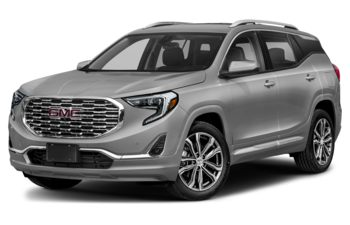 2021 GMC Terrain - Quicksilver Metallic