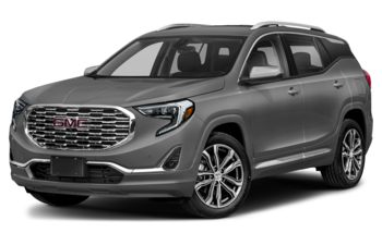 2021 GMC Terrain - Satin Steel Metallic