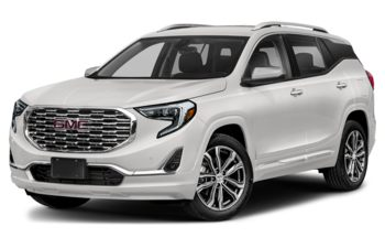 2021 GMC Terrain - Summit White