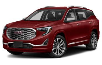 2021 GMC Terrain - Red Quartz Tintcoat