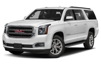 2019 GMC Yukon XL - Summit White