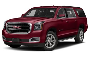 2018 GMC Yukon XL - Crimson Red Tintcoat
