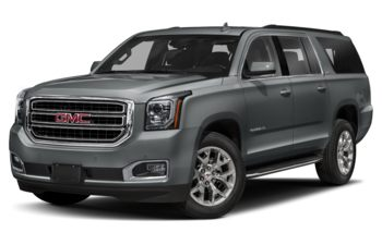2019 GMC Yukon XL - Satin Steel Metallic